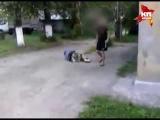 Российский подросток избил бабушку ногами и выложили запись в интернет.