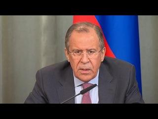 Вести.Ru: Лавров: список передали ЕС конфиденциально, но он немедленно утек в прессу