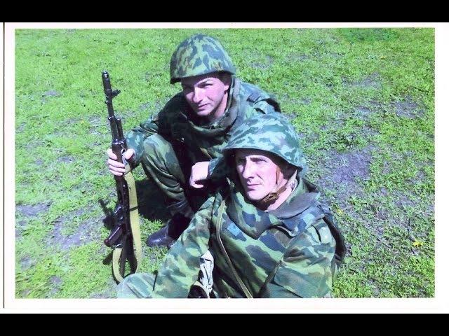 ВИКТОР СТРАХОВ - 247 Гвардейский Десантно-Штурмовой полк (247 ДШП)