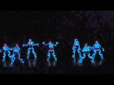 Танец светлячков.