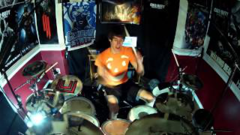 My Songs Know What You Did In The Dark - Drum Cover - Fall Out Boy (light em up) (NEW SONG)