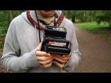 Polaroid 636 closeup. Как правильно вставить кассету?