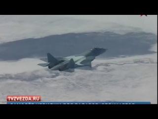 В России испытали второй истребитель пятого поколения