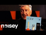 David Lynch on Twitter, Partying &amp Being Free
