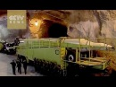 Iran broadcasts footage of underground missile base