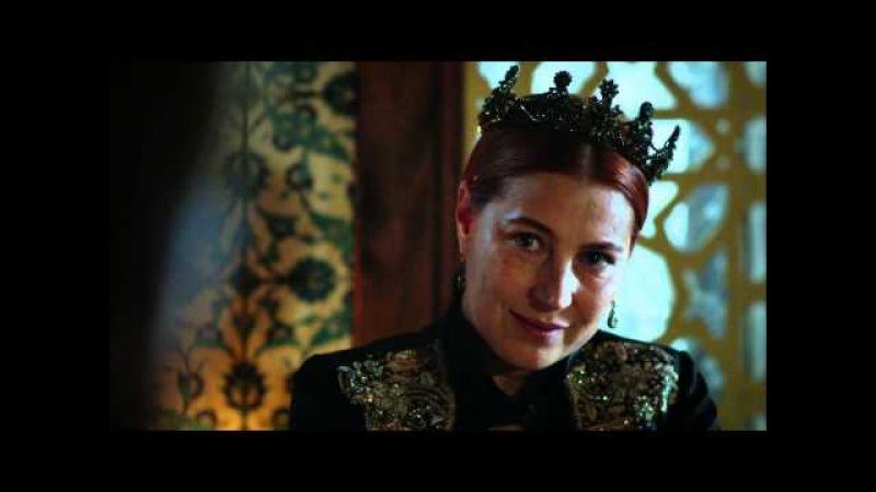 Muhteşem Yüzyıl 133.Bölüm - Sizin hayatınız bir masaldı Sultanım...