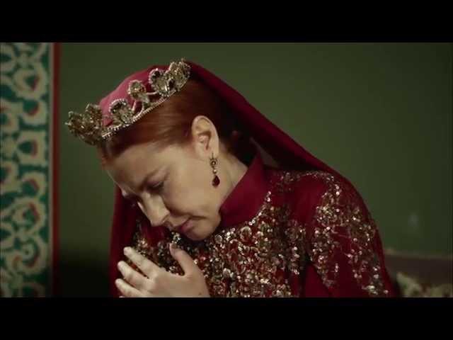 Muhteşem Yüzyıl 133 Bölüm Rüstem Hürrem Sultan'ın rahatsızlığını öğreniyor