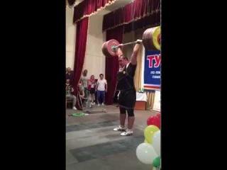 Albegov Ruslan 260 KG 2015 Year . Руслан Албегов 260 kg