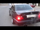 Mercedes E500 W124 педаль в пол