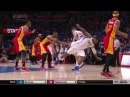 Glen Davis Huge Flop | Rockets vs Clippers | Game 3 | May 8, 2015 | 2015 NBA Playoffs