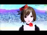 project DIVA arcade _deep sea girl (vercion meiko)