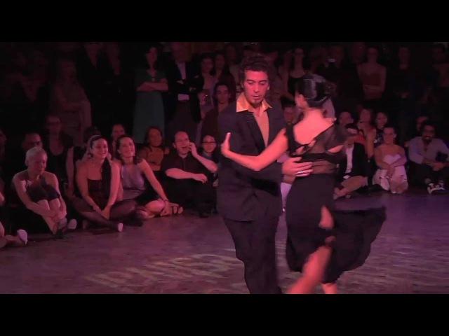 BTF 2010 - demo 2 of Pablo Inza Mariella Sametband @ Brussels tango festival