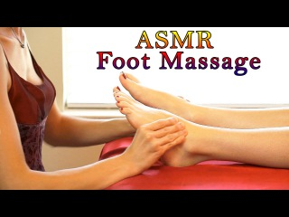 Relaxing ASMR Massage # 4 , Softly Spoken & Gentle Whisper Full Body Massage...