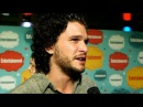 Game of Thrones' Kit Harington on the Fan Who Didn't Believe He Was Jon Snow | Comic-Con 2013