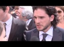 Emmy Red Carpet: Kit Harington of Game of Thrones | 2013