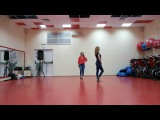 AOA - Short Hair dance practice video (cover dance by Ladies town team)