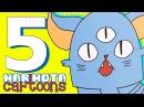 PSYCAT - Marmota Cartoons (Piloto Nadki Mágico)