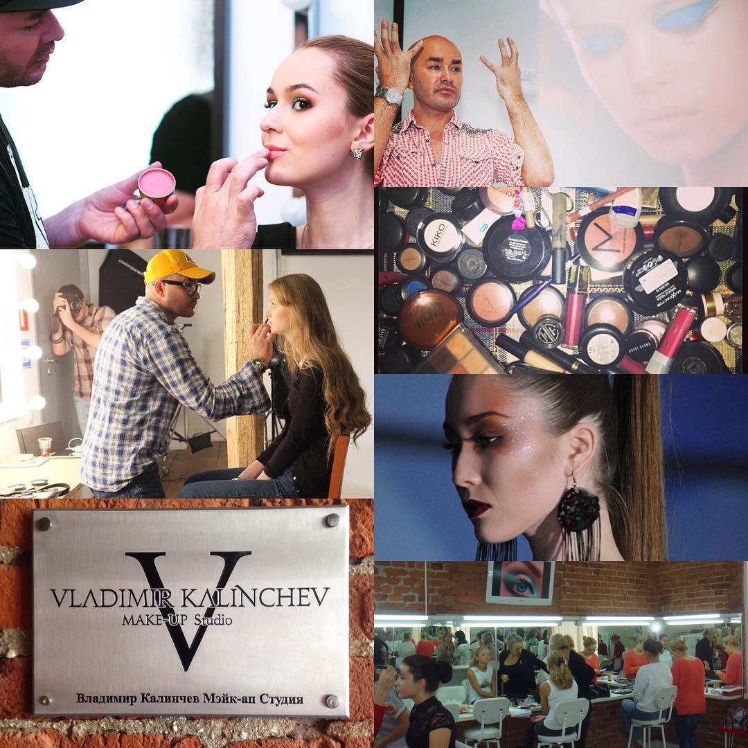 Курсы макияжа в Москве