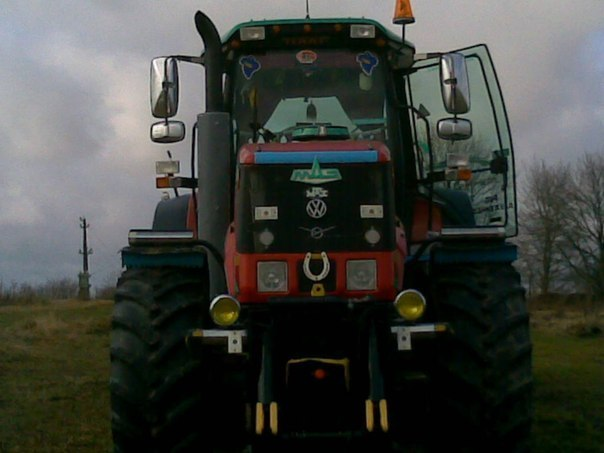 Картинки тракторов мтз донецкая область