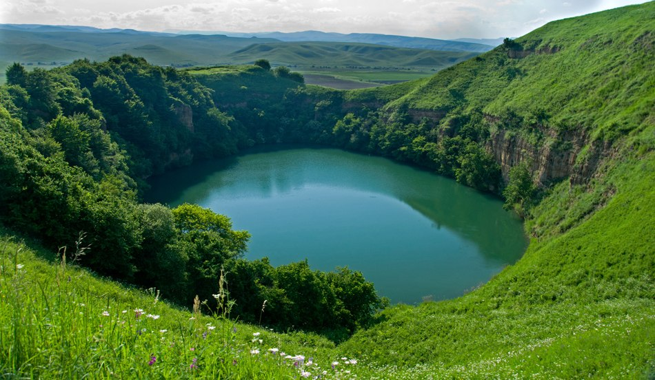 Афиша Пятигорск Озера Шадхурей, водопад Гедмиш с UAZ TRAVEL