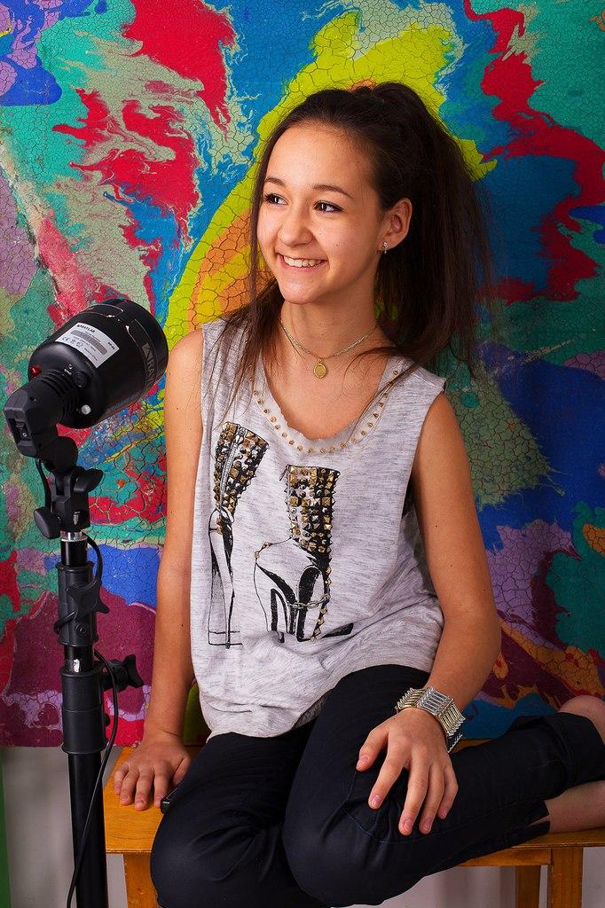Лия Шамсина, Набережные Челны - фото №15