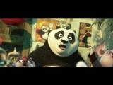 Кунг-фу Панда 3 трейлер rus (2016)