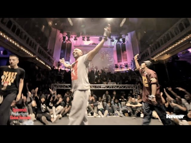 L'ETO vs KILLASON 1st round battles Hiphop Forever 2014