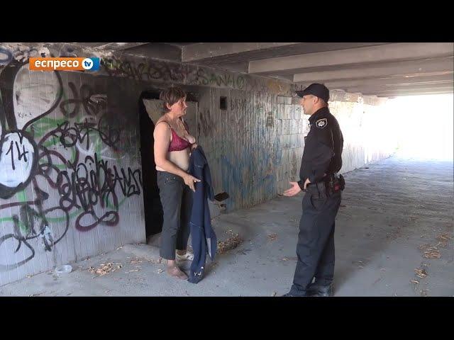 """Поліція затримала безпритульну повію """"за роботою""""   Патруль"""