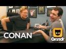 Conan Billy Eichner Join Grindr - CONAN on TBS