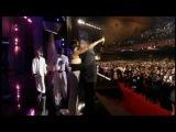 Whitney Houston Johnny Gill El Debarge Kenny Lattimore LIVE - Luther Vandross Tribute Medley
