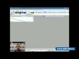 Юлия Корсукова. Украинский и американский фондовые рынки. Технический обзор. 19 января. Полную версию смотрите на www.teletrade.tv