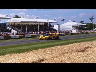 Best supercars in action at Goodwood