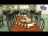 Сменовцы приглашают на обед. О питании в Смене.