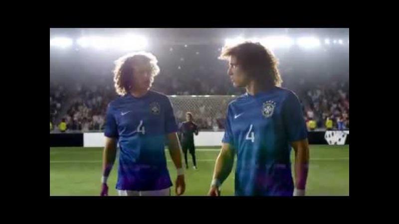 самая лучшая реклама о футболе