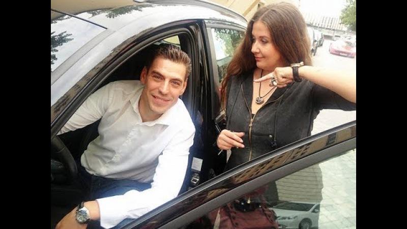 Съемки в Бригаде помешали Дмитрию Дюжеву стать таксистом