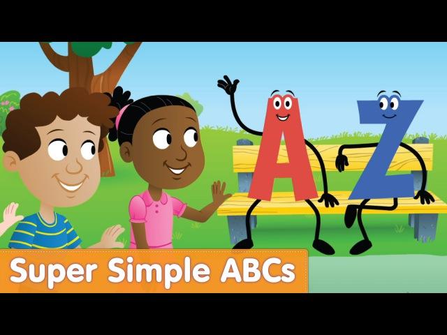 Hello A, Hello Z | ABC Song For Kids