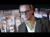 Margin Call star Paul Bettany promotes new financial thriller in London
