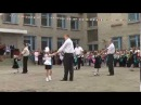 Школа № 2, Краматорск. Танец пап и дочерей