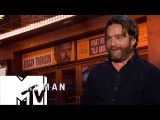 Zach Galifianakis Wants To Play Wonder Woman