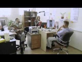 Смешная реклама страховой: Быстрорастворимый офис