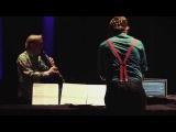Black is the Colour - Albrecht Mayer &amp Fabian Russ live at RADIUM