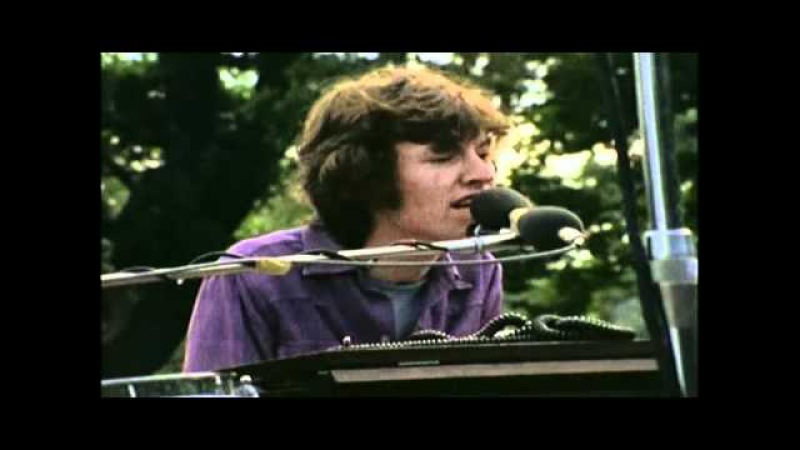 Blind faith in Hyde Park 1969