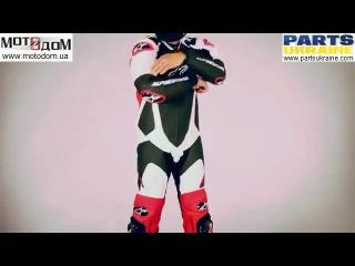 Alpinestars GP Pro 2-Piece Leather Suit.avi