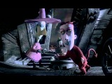 The Nightmare Before Christmas - Kidnap the Sandy Claws HQ
