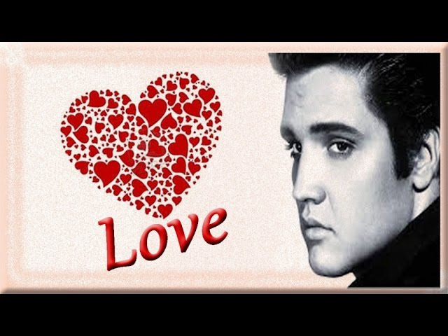 💝ELVIS PRESLEY LOVE ROMANTIC PLAYLIST - 1 HOUR of BEST ROMANTIC ELVIS LOVE SONGS💝
