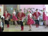 """9 класс. Русско-народный танец """"Ой, Вася, василек"""""""