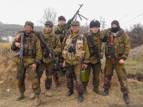 Третий этап службы отряда Суть времени на Донбассе. Ноябрь-декабрь 2014 года. Рассказы бойцов