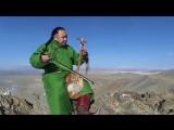 Удивительное  монгольское горловое пение