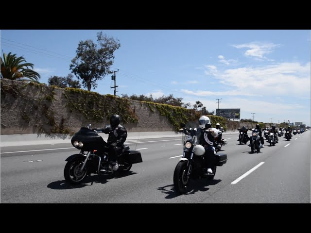 Hells Angels MC Daly City 17th Annual Poker Run