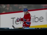 Pacioretty fires one-timer behind Svedberg